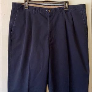 Navy blue dockers